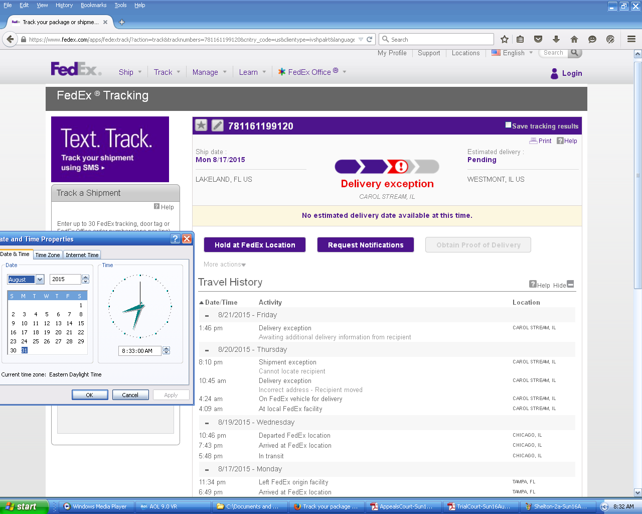 Index of /MortgageFraud-Court-Filings/Sun16Aug2015-FedEx-and